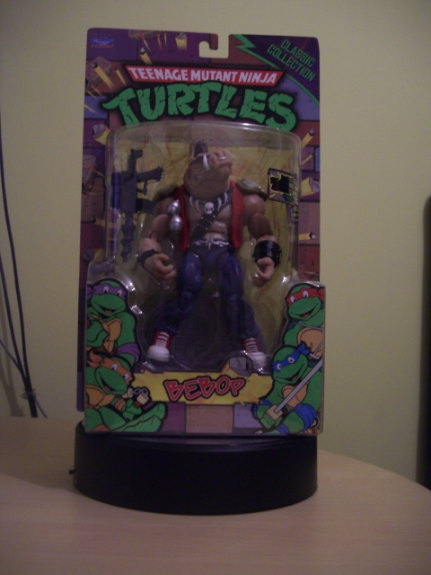 Teenage Mutant Ninja Turtles Classic Collection 1988 Bebop