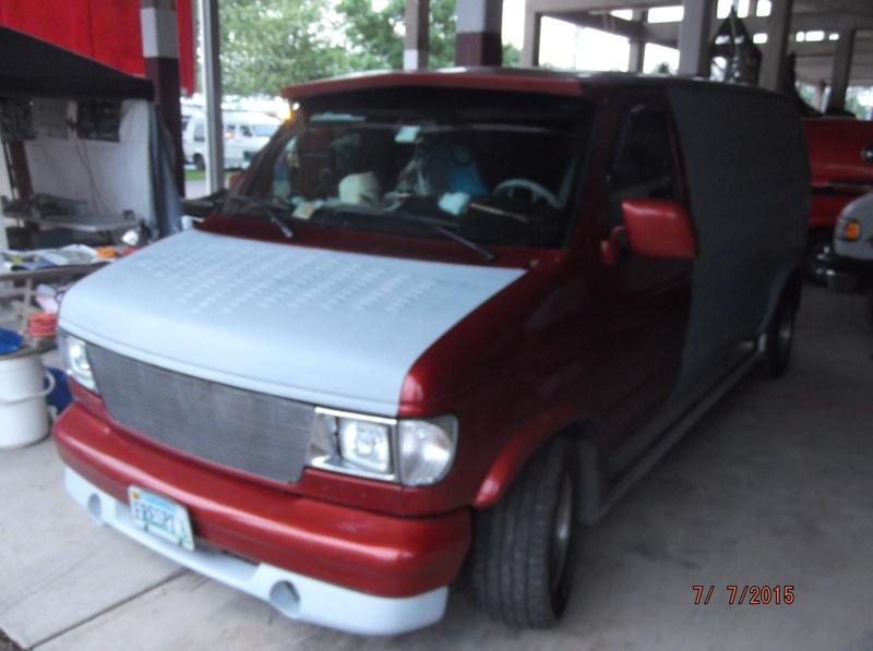 Lew's Van
