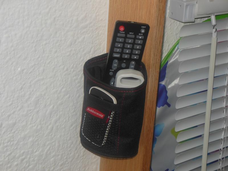 A/C; TV; etc. remote holder