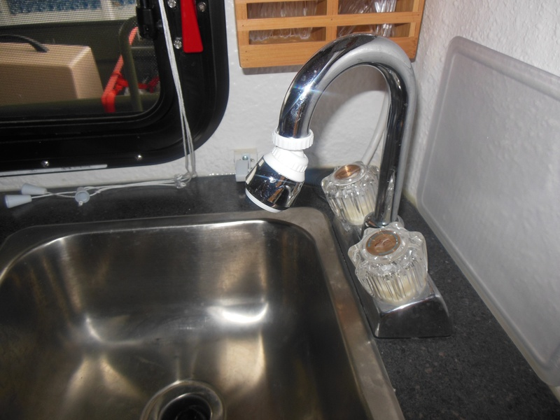 Kitchen Faucet Solution