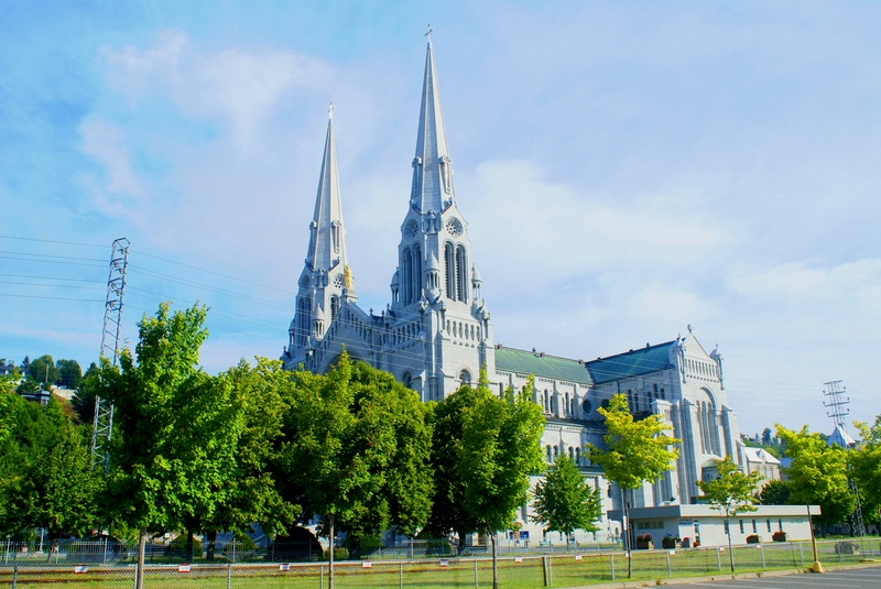 Trip To Sainte Ann Beaupre, Canada
