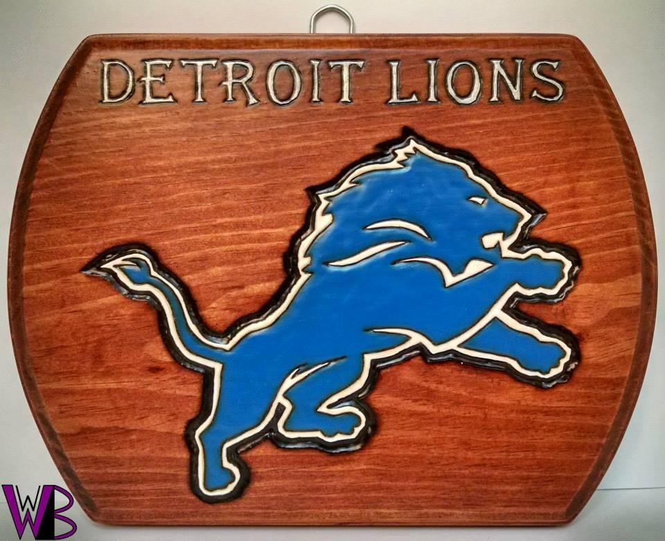 SPORTS TEAM: DETROIT LIONS
