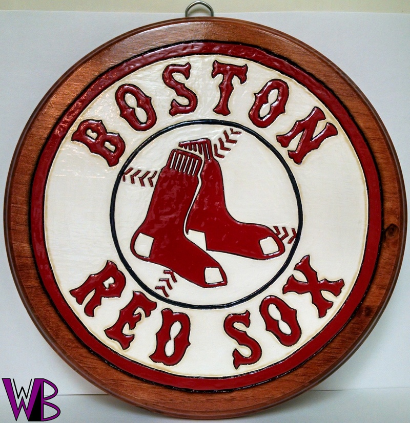 SPORTS TEAM: BOSTON RED SOX