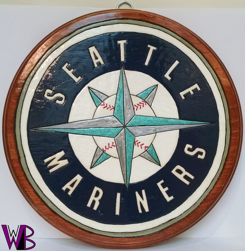 SPORTS TEAM: SEATTLE MARINERS