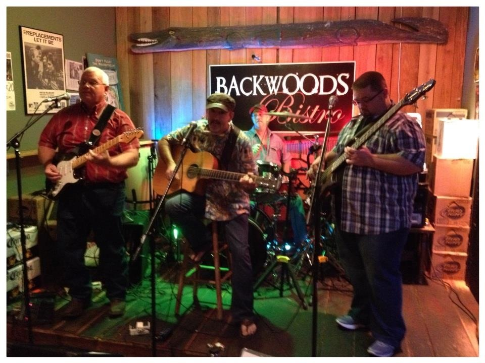 SCB at Backwoods Bistro