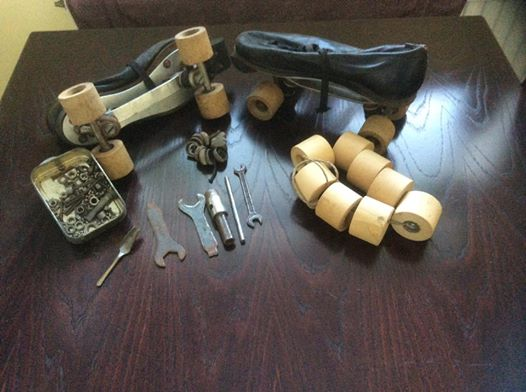 my dexter roller skates