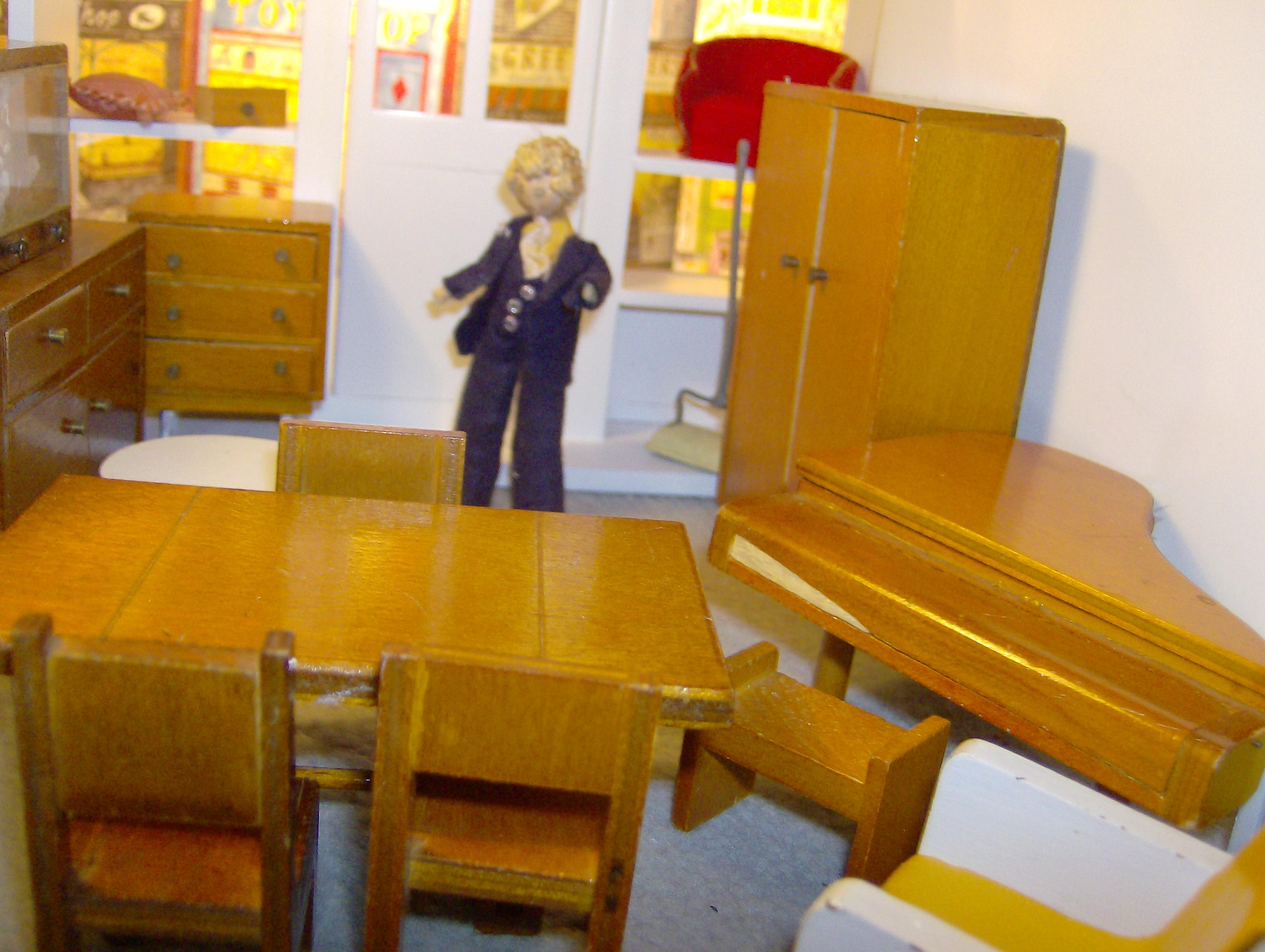 Cedric Valley ruefully surveyed his new premises.