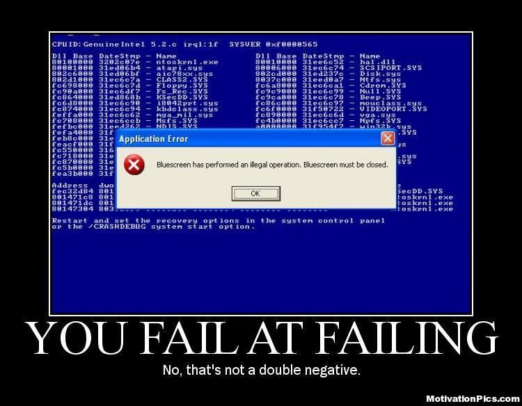 fail. fail