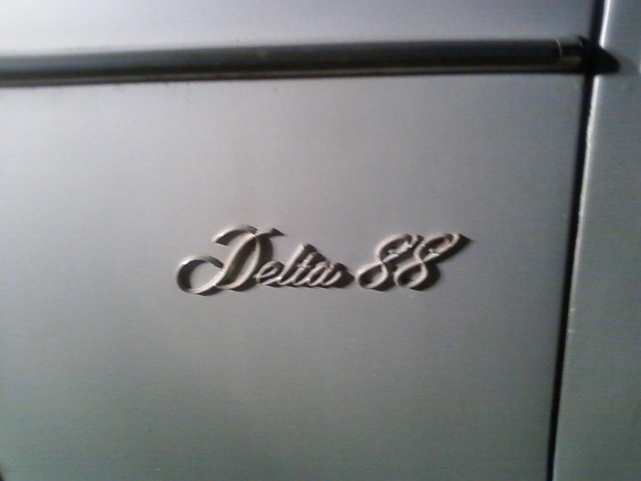 1975 Delta 88