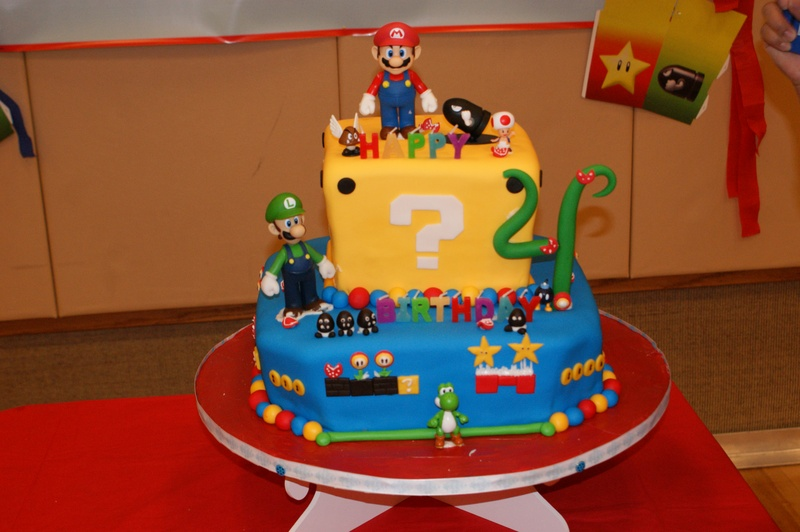Super Mario Bros. Cake