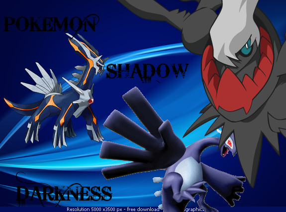 Pokemon Shadow Darkness Picture