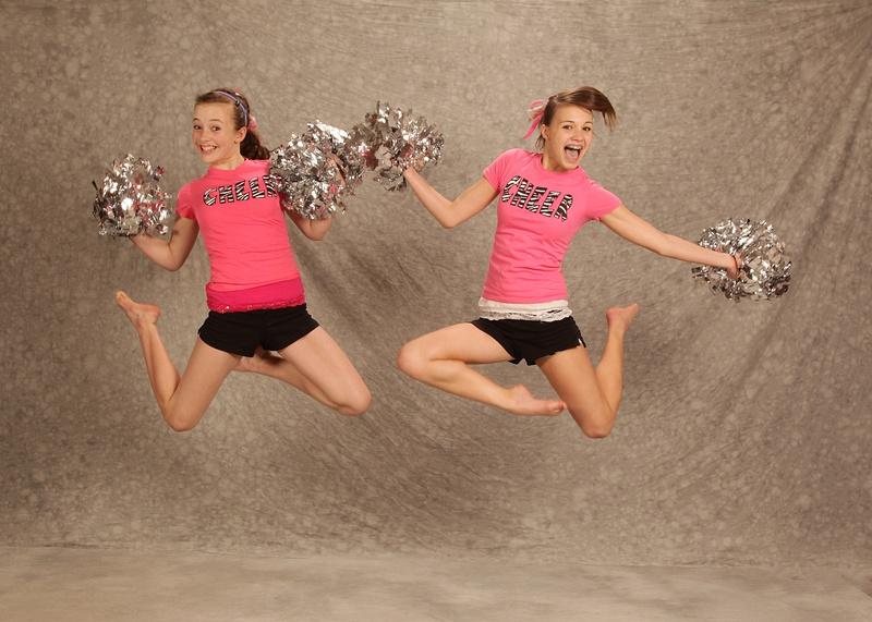 Cheer - Recital 2010