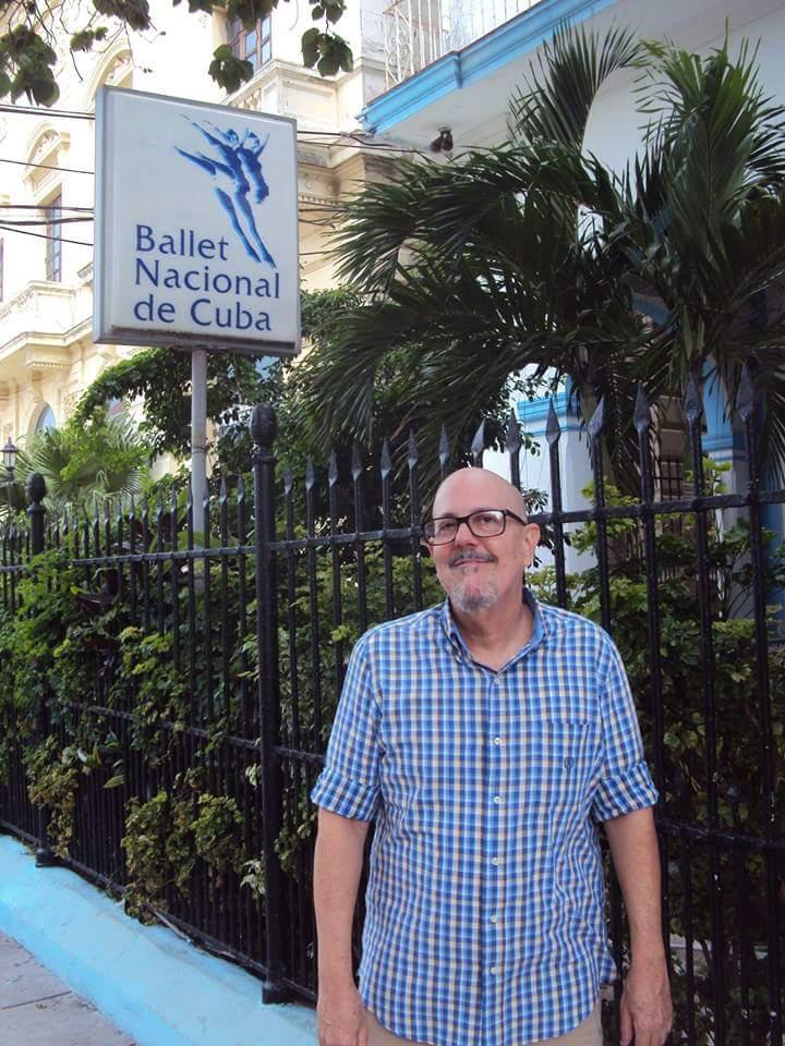 Nelson Rivera en CUBA