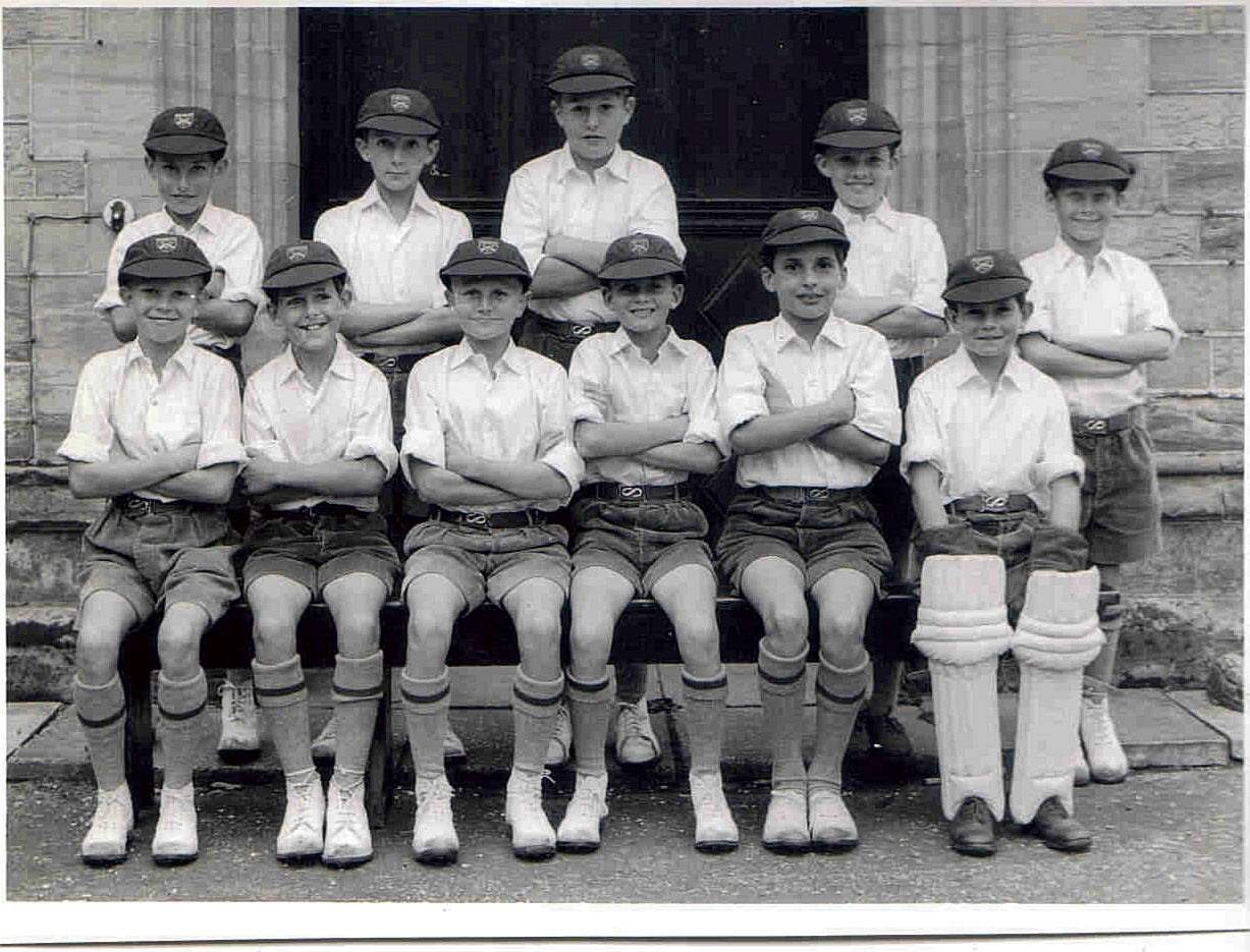 Cricket Colts XI 1966