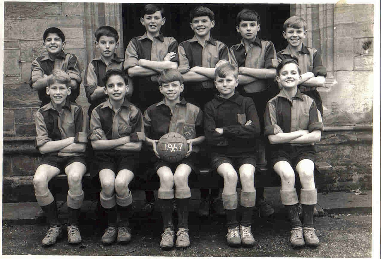 1st XII Football 1967