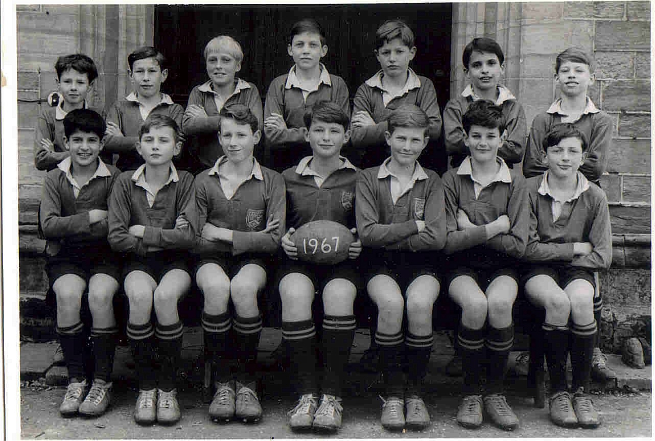 1st XV Rugby - 1967