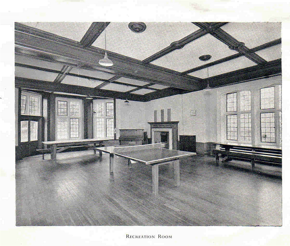 The Assembly hall/Playroom