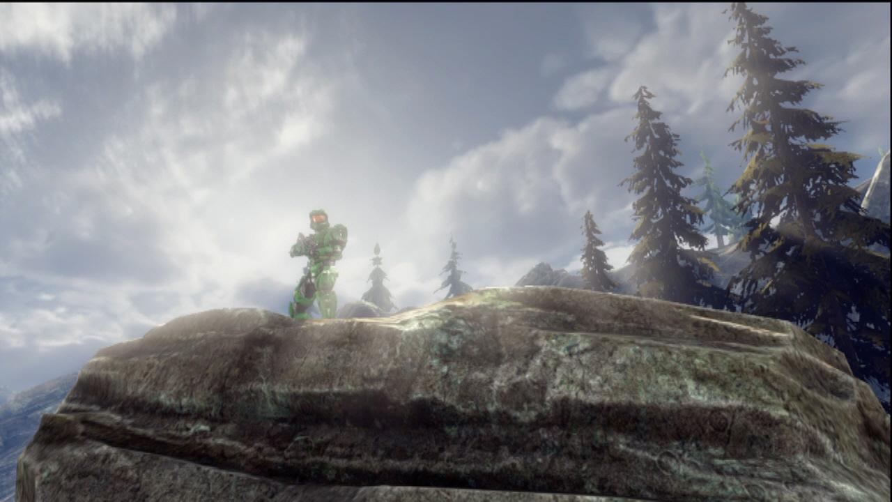 Clifftop (Halo 4)