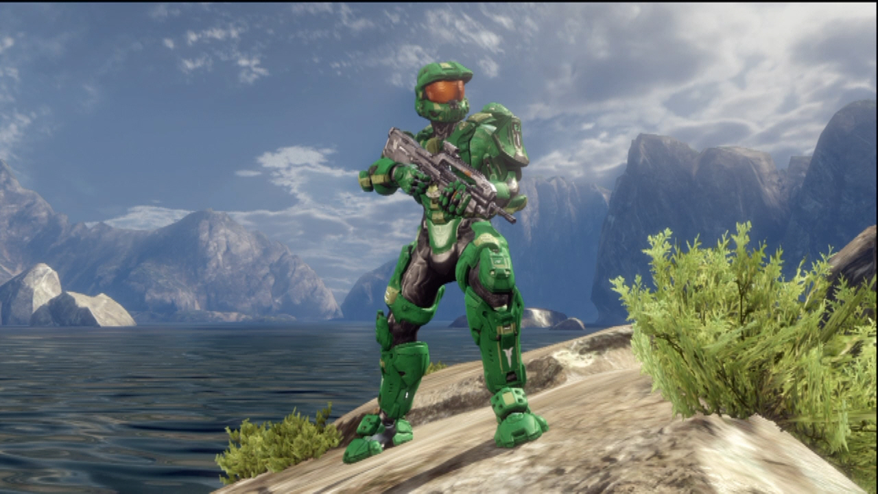 Standing Tall (Halo 4)