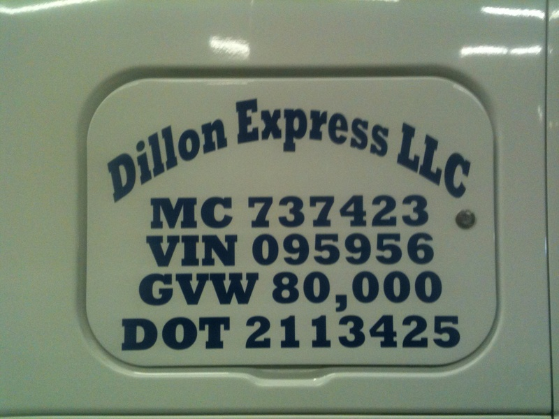 Dillon Express, LLC