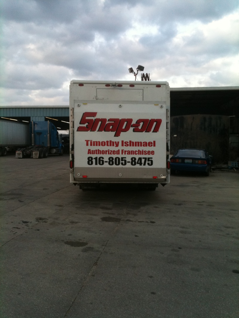 Snap-On T. Ishmael