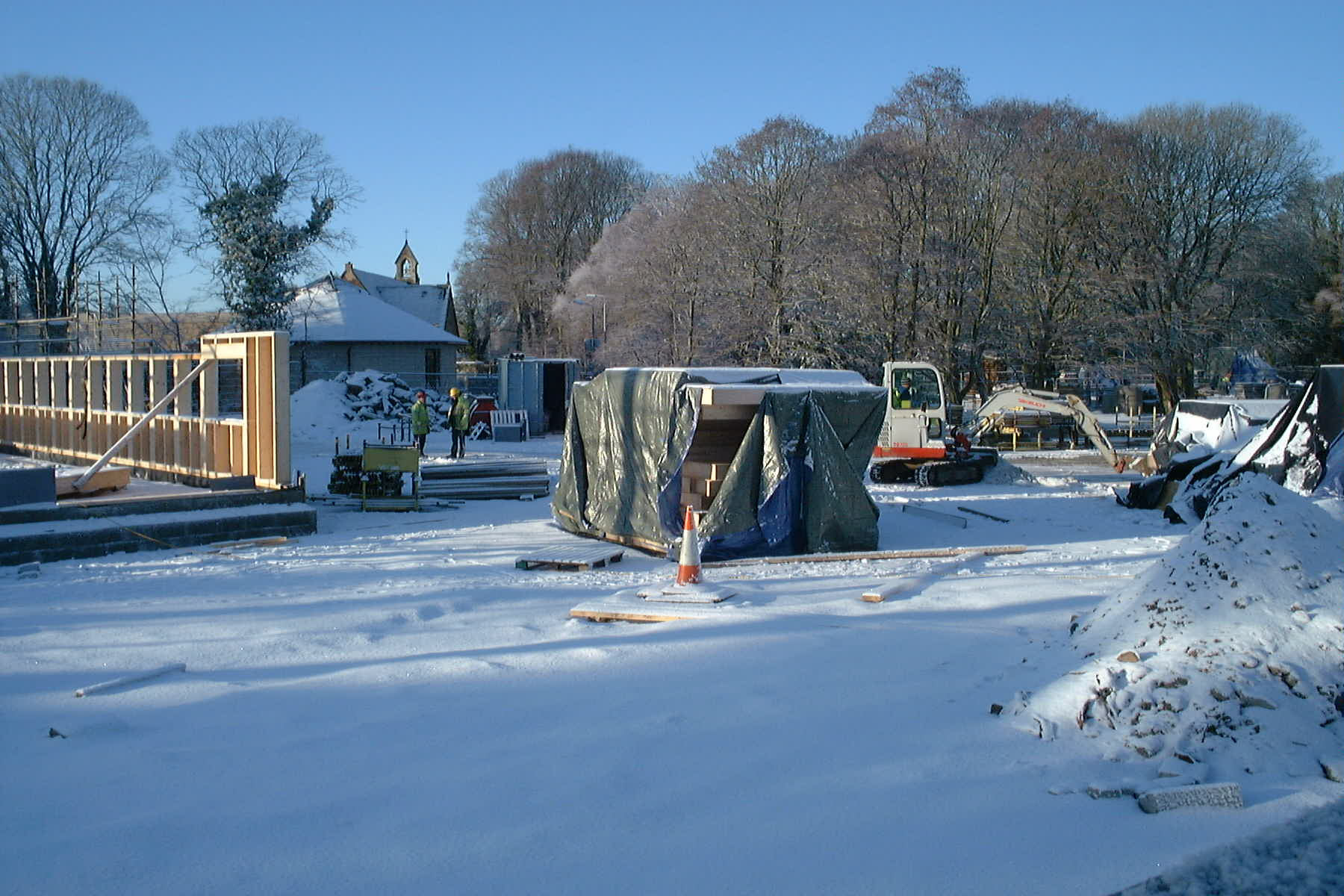 New Burns Museum, Ayr Jan 5th 2010 by Reg Tait