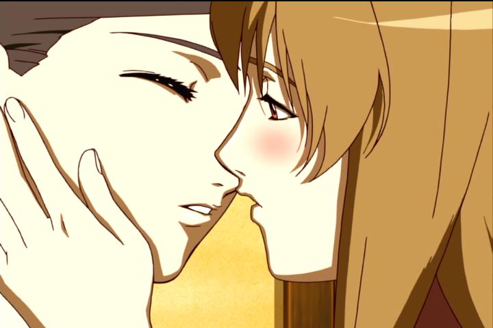 ShizNat ~ The Kiss ~ What Was YOUR Reaction? PDVD_039