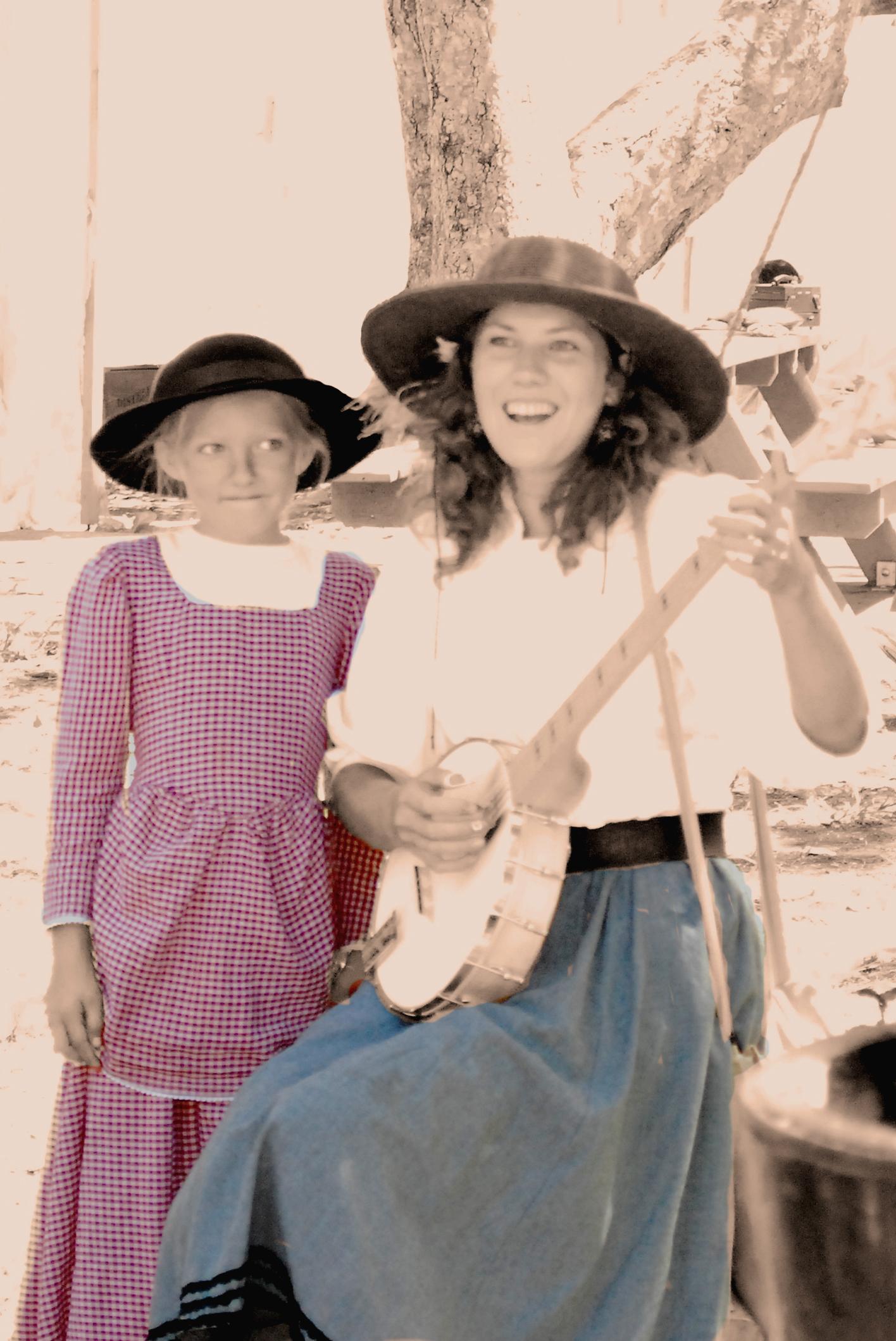 Banjo Girls
