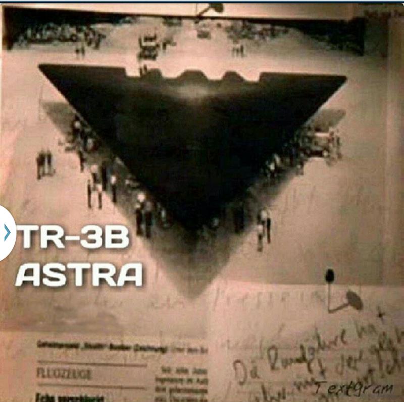 TR-3B ASTRA