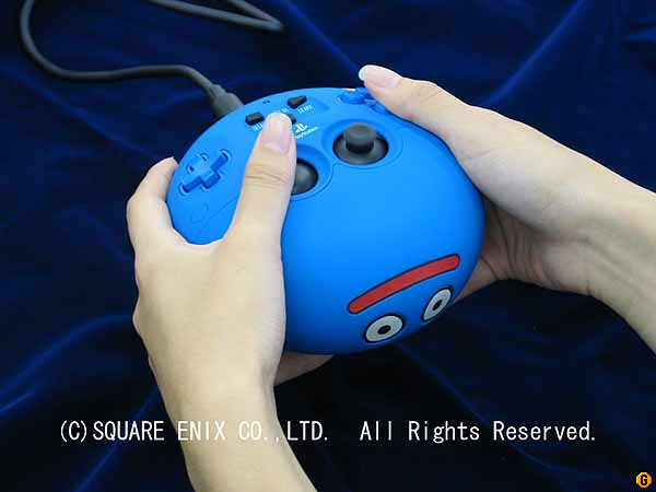 PS2 Slime Controller