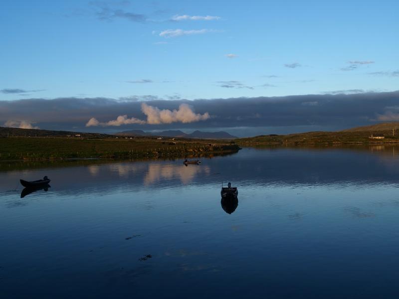 Clifden Campsite-Clifden Camping & Caravan eco-Park Ireland