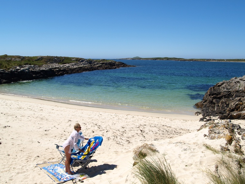 Connemara Wild Atlantic Way Camping