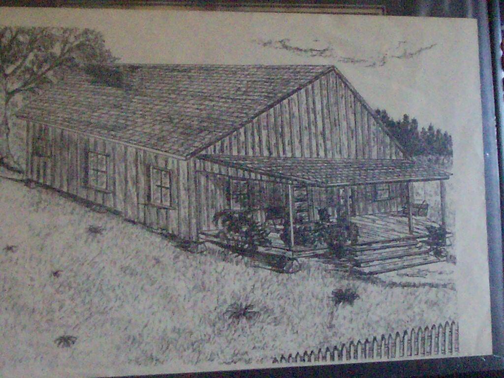 Original Baxley home