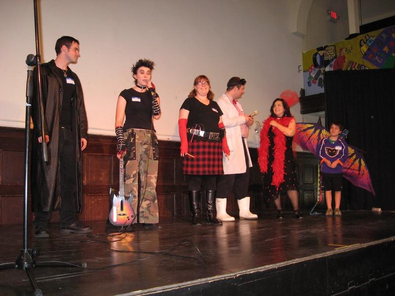 Costume contest