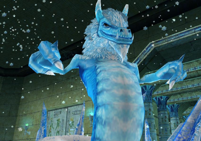 Ice Elemental Dragons Ice Dragons Should Generally