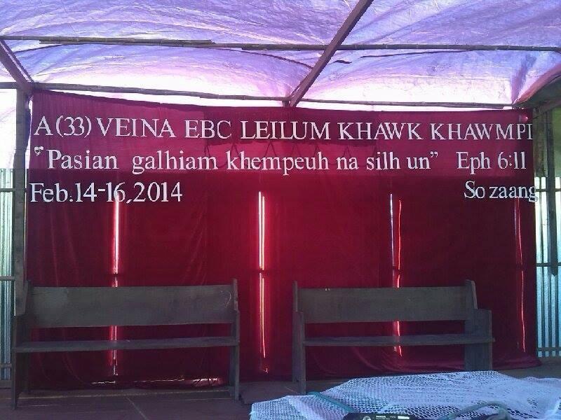 EBC khawmpi Sozang, feb20,2014