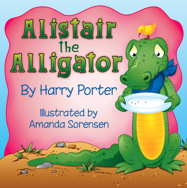 Alistair the Alligator