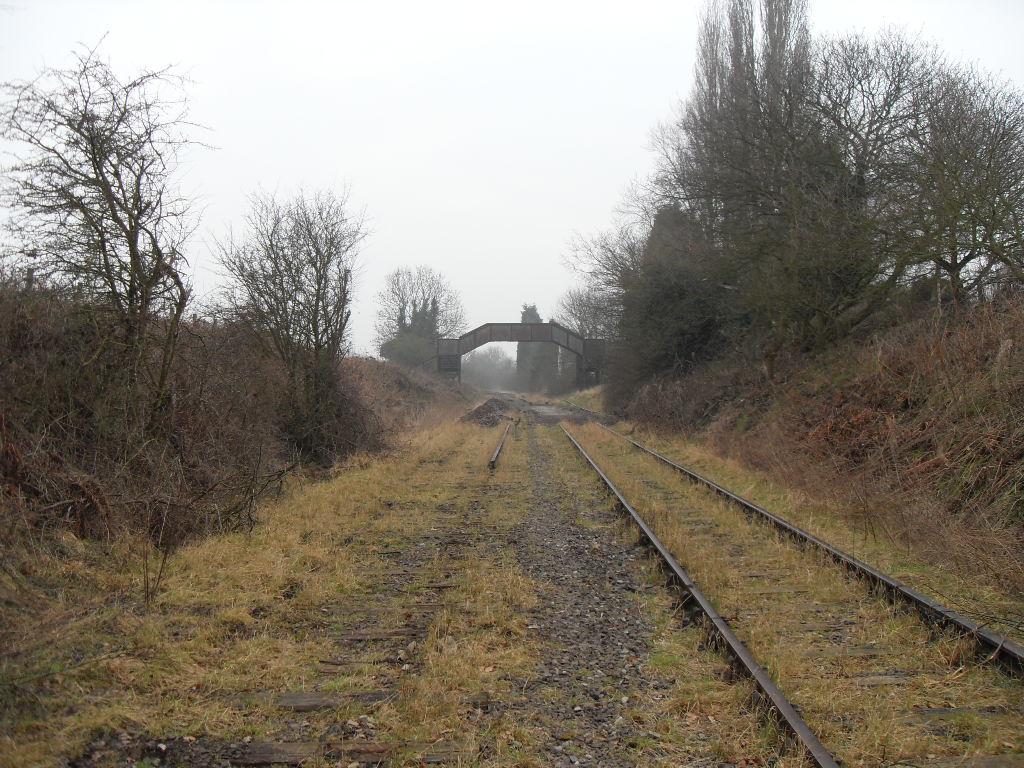 Standard View towards Hammerwich