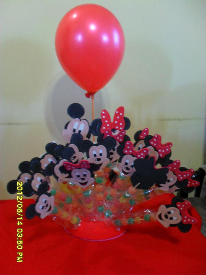 Centros mesas decoraciones para fiestas infantiles jana - Decoraciones de mesas ...