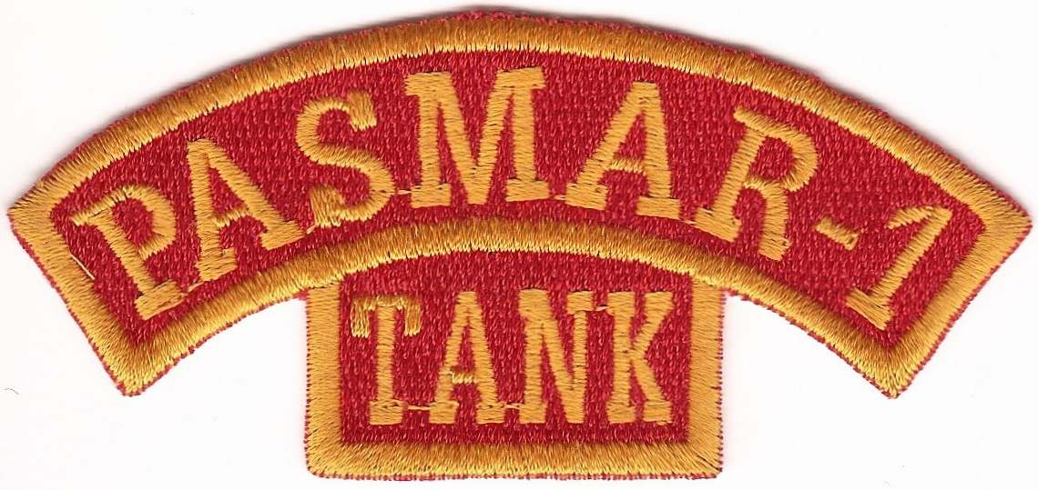 Tank Battalion, 1st Naval Infantry Force