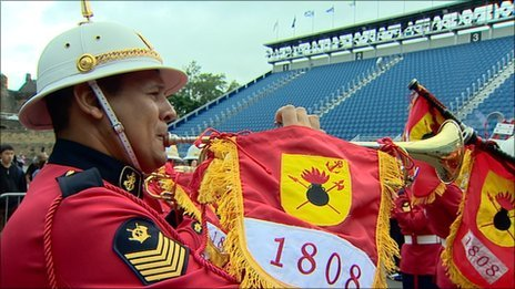 Naval Fusiliers Band