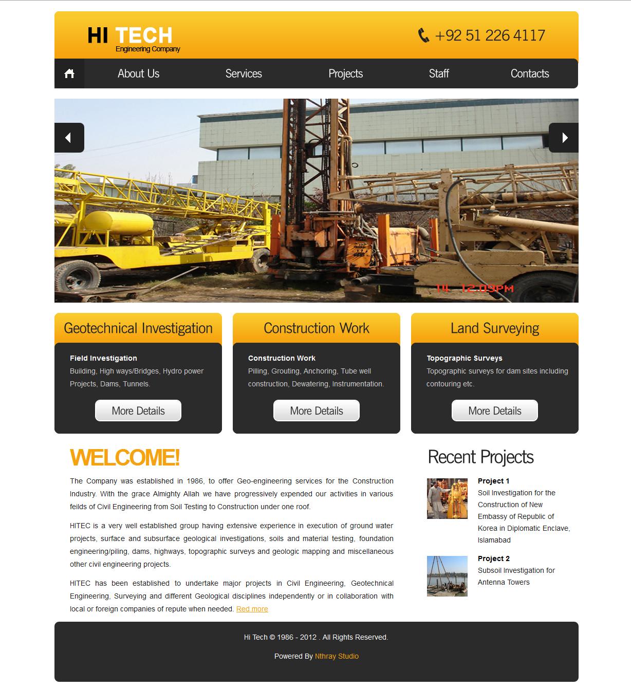 High Tech Engineering Pvt. Ltd.