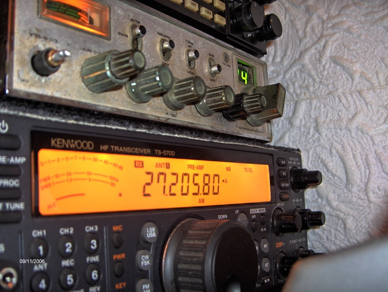 TS 2000  ET VIEUX 360 FM