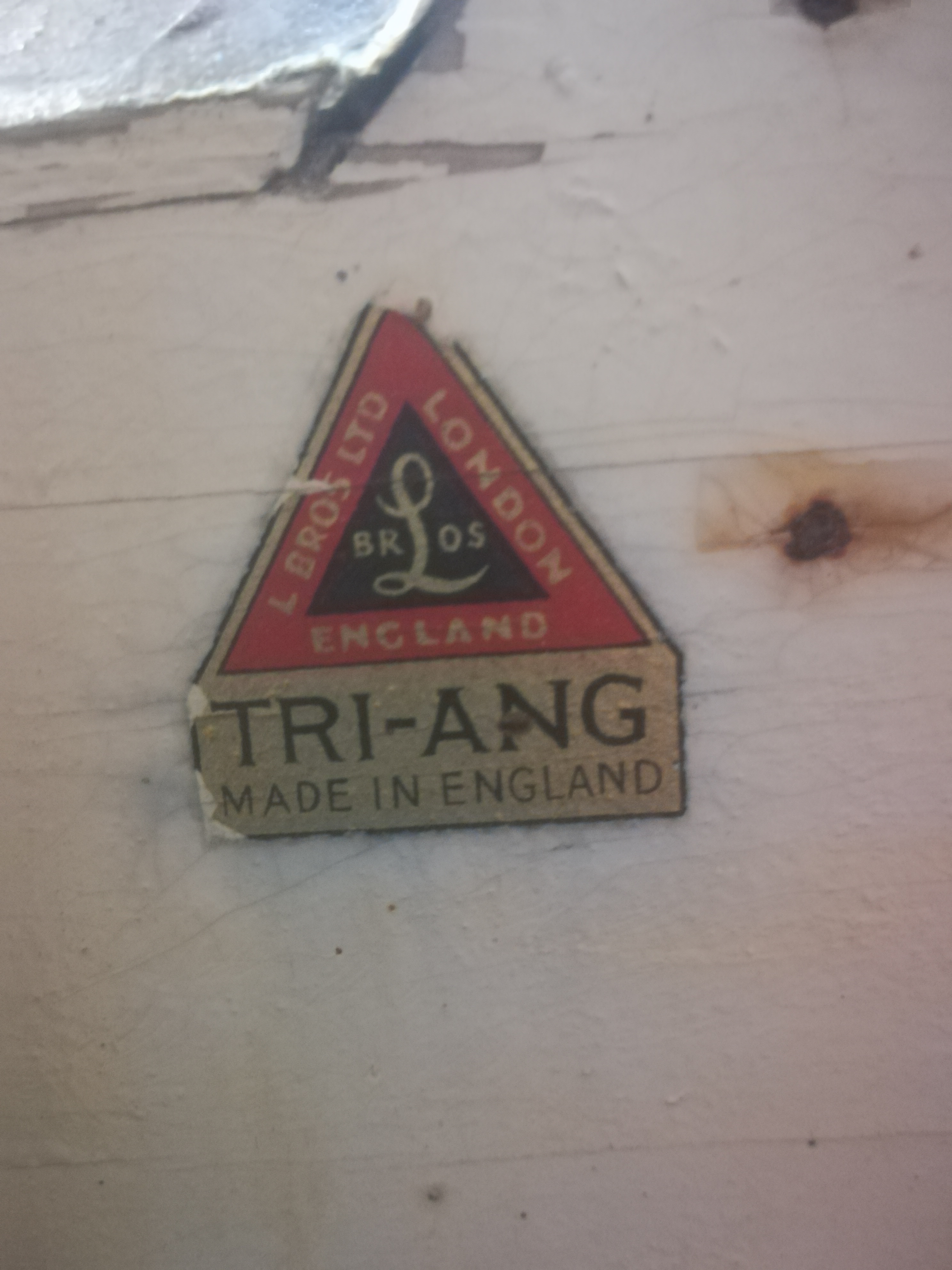 Triang Label