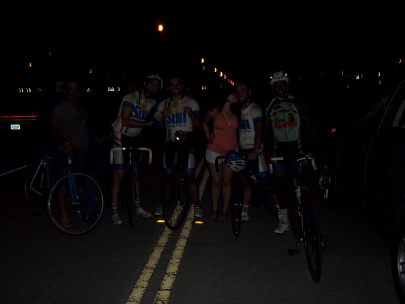 DCRA FIXED GEARED CYCLISTS ( Photo 1 )