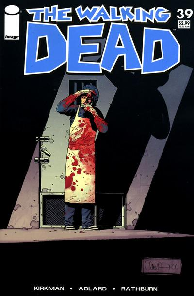 The Walking Dead # 39