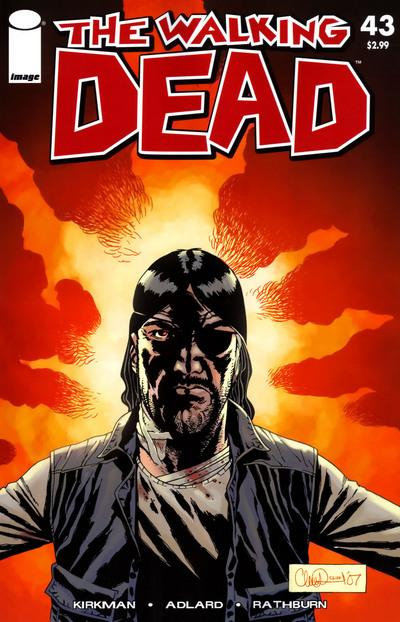The Walking Dead # 43