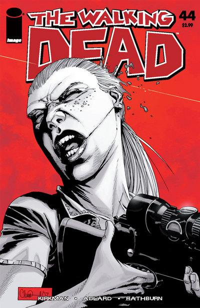 The Walking Dead # 44