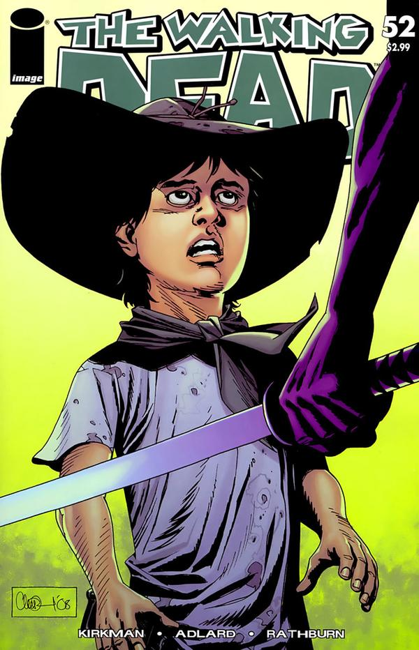The Walking Dead # 52