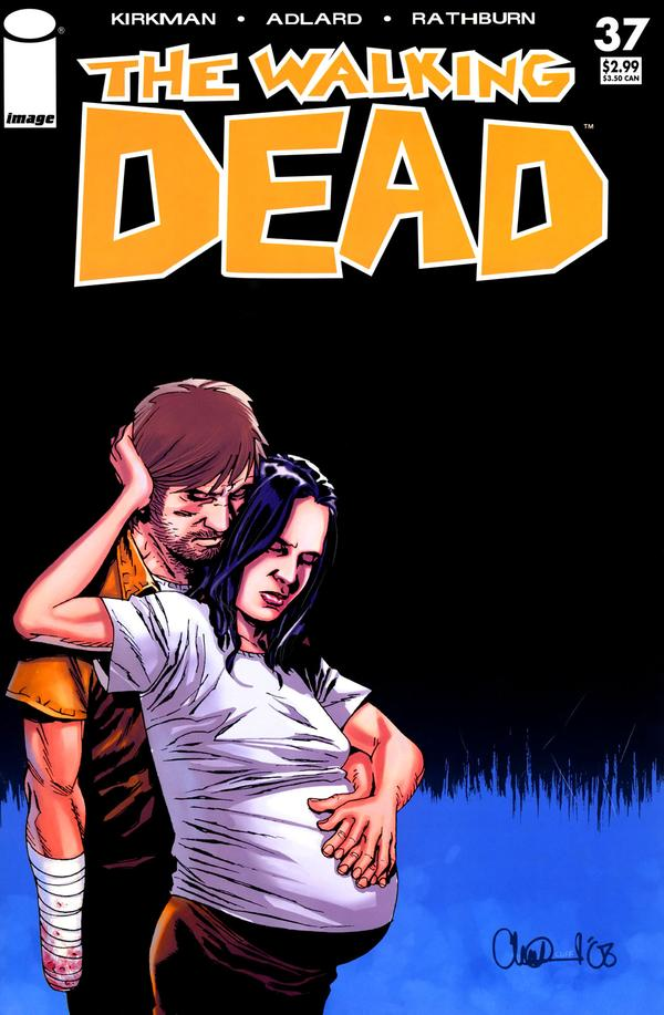 The Walking Dead # 37